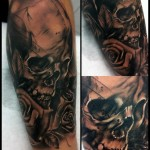 skull_and_roses